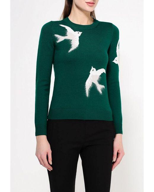 Джемпер Sonia By Sonia Rykiel                                                                                                              зелёный цвет