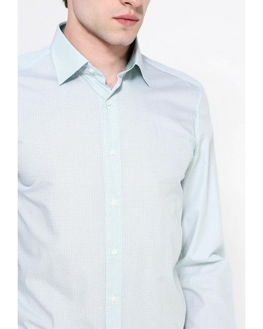 Рубашка s.Oliver Premium                                                                                                              зелёный цвет