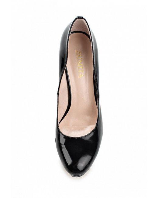 Туфли Springway Spring Way                                                                                                              чёрный цвет