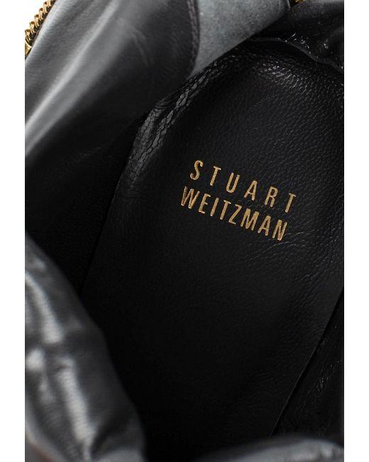 Ботильоны Stuart Weitzman                                                                                                              чёрный цвет