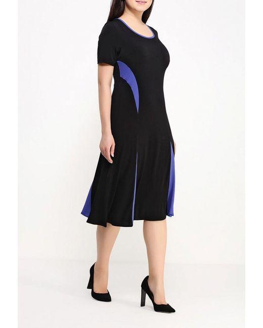 Платье Svesta                                                                                                              чёрный цвет