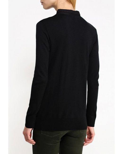 Блуза Sweewe                                                                                                              чёрный цвет