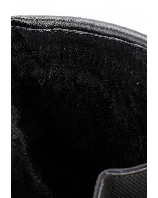 Полусапоги Mango                                                                                                              чёрный цвет