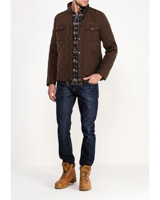 Куртка Утепленная Tenson                                                                                                              коричневый цвет