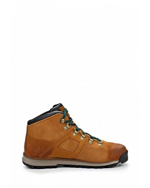Ботинки Timberland                                                                                                              бежевый цвет