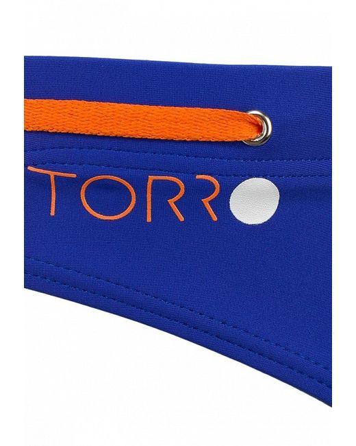 Плавки Torro                                                                                                              синий цвет
