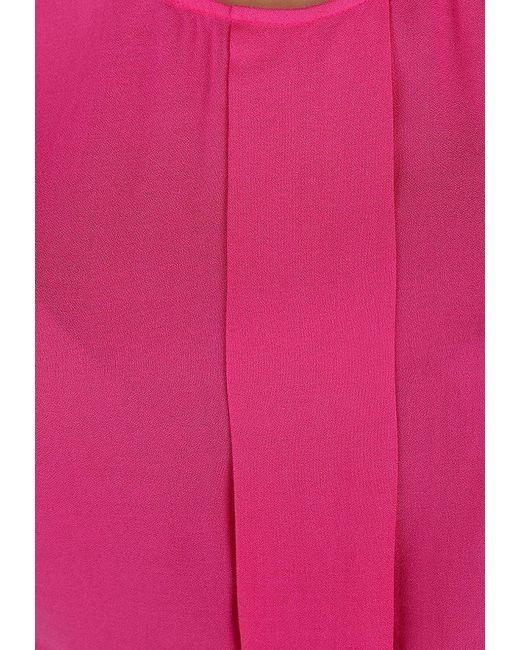 Топ Tom Farr                                                                                                              розовый цвет