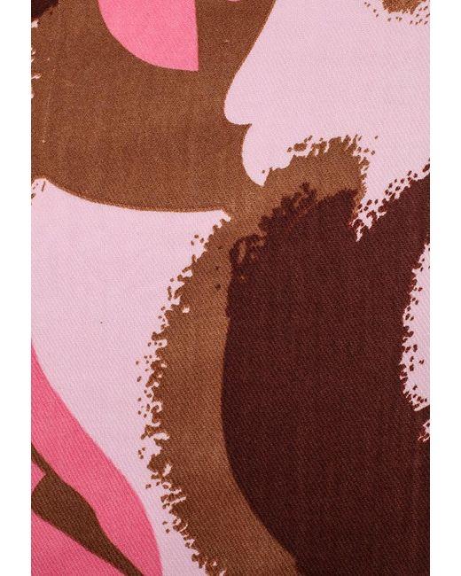 Палантин To Be Queen                                                                                                              розовый цвет