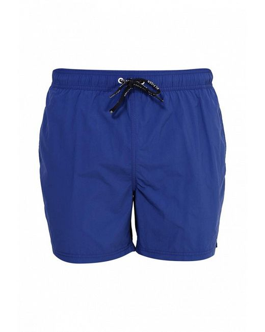 Шорты Для Плавания Tommy Hilfiger Denim                                                                                                              синий цвет