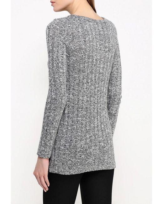 Пуловер Topshop                                                                                                              серый цвет