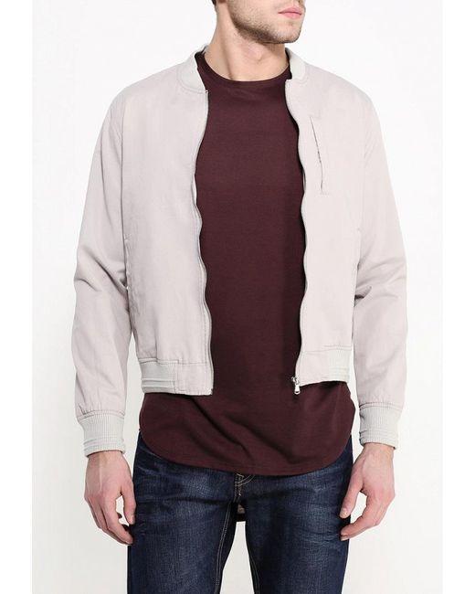 Куртка Topman                                                                                                              серый цвет
