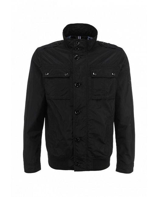 Куртка Tommy Hilfiger                                                                                                              чёрный цвет