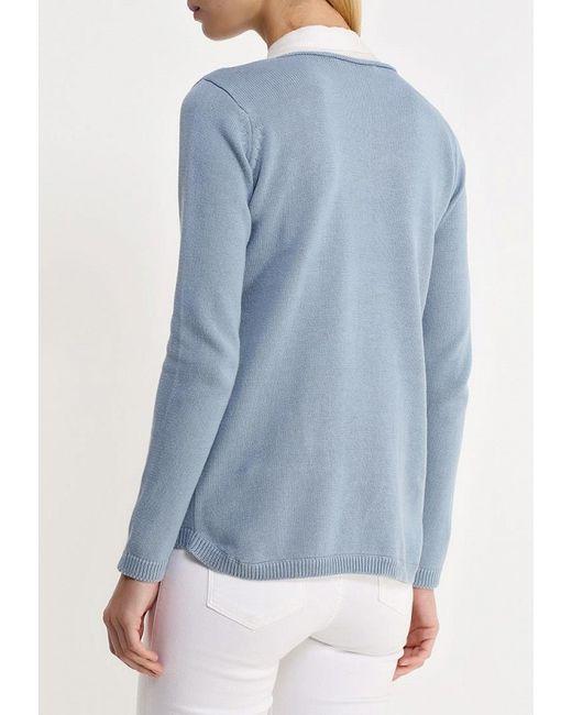 Джемпер Top Secret                                                                                                              голубой цвет