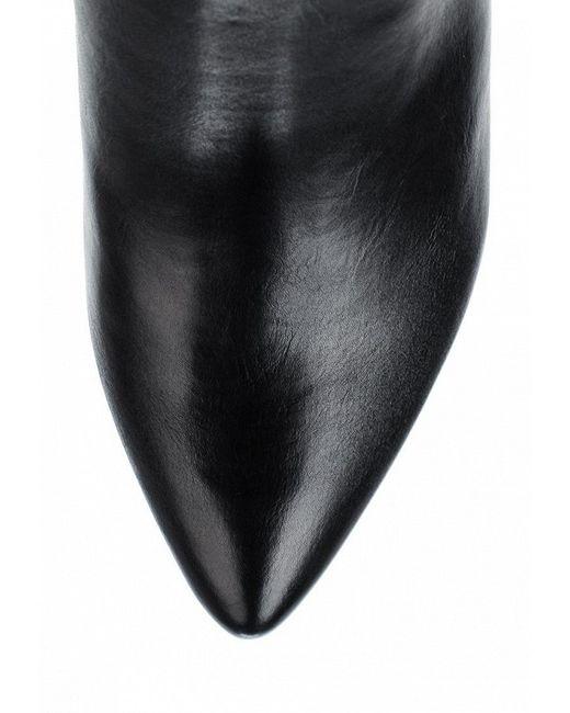 Ботильоны Tulipano                                                                                                              чёрный цвет