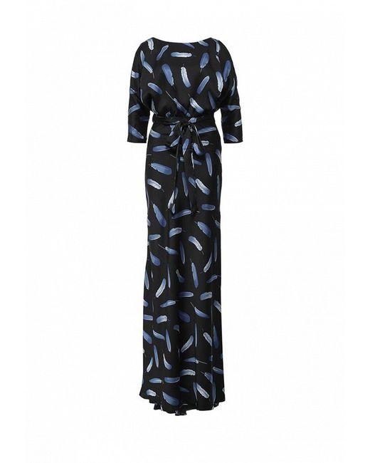 Платье Tutto Bene                                                                                                              чёрный цвет