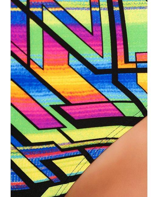 Купальник TYR                                                                                                              многоцветный цвет