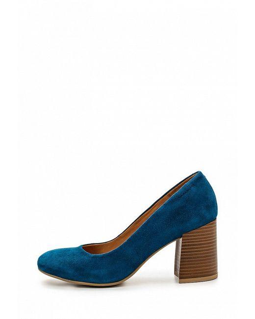 Туфли Vagabond                                                                                                              синий цвет