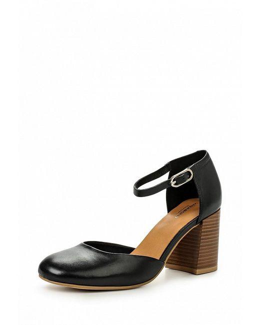 Туфли Vagabond                                                                                                              чёрный цвет