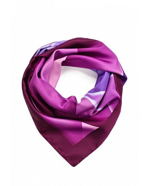 Платок Venera                                                                                                              фиолетовый цвет
