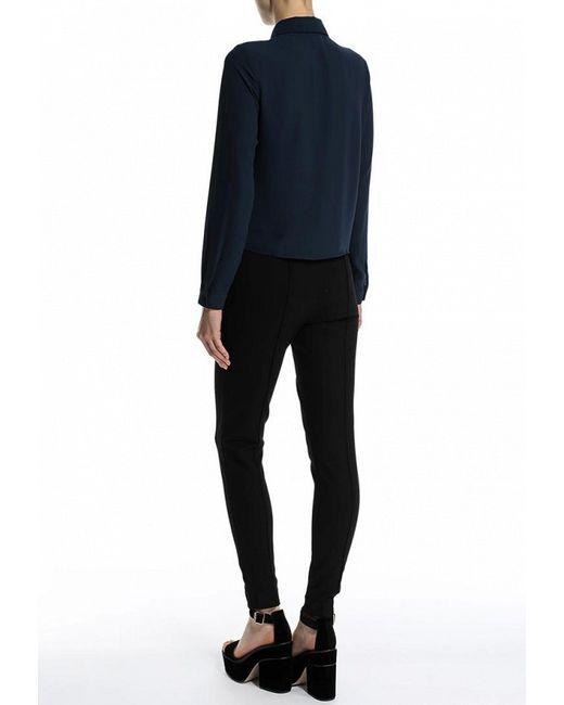 Блуза Vero Moda                                                                                                              синий цвет