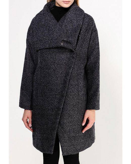 Пальто Vero Moda                                                                                                              серый цвет