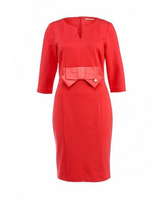 Платье Vis-a-Vis                                                                                                              розовый цвет