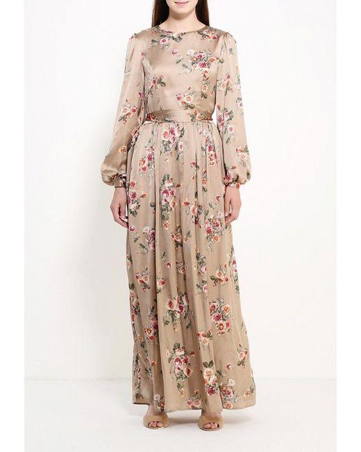 Платье Vittoria Vicci                                                                                                              бежевый цвет