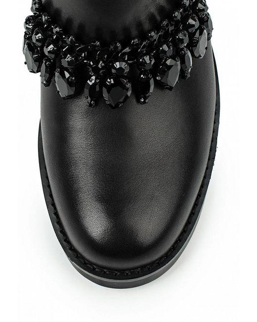 Полусапоги Vitacci                                                                                                              чёрный цвет