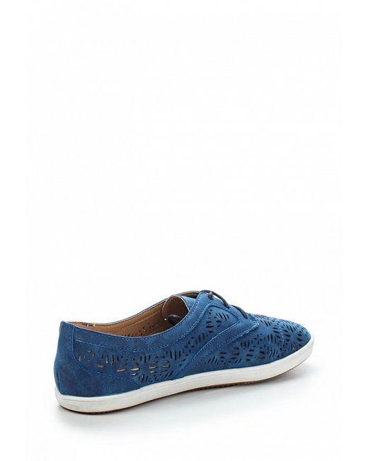 Ботинки Wilmar                                                                                                              синий цвет