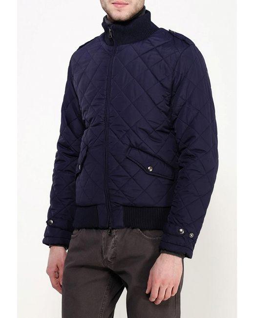 Куртка Утепленная Y.Two                                                                                                              синий цвет