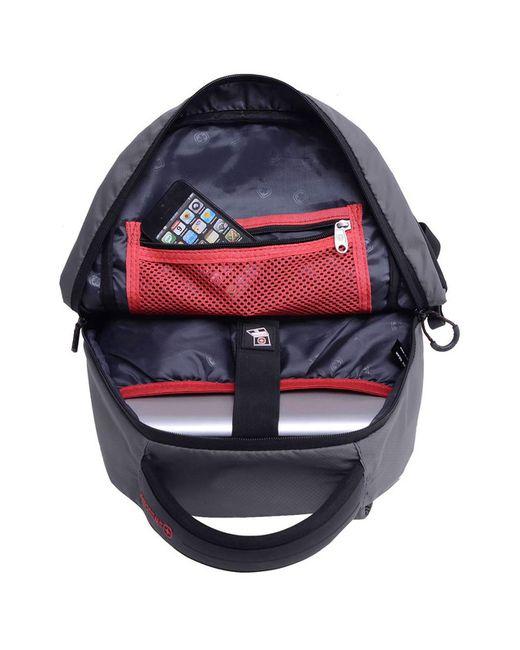 Рюкзак SwissGear                                                                                                              серый цвет