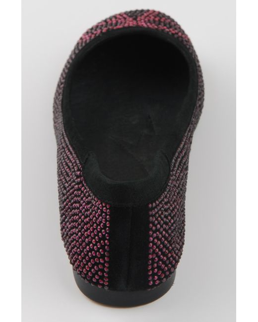 Балетки Riccorona                                                                                                              фиолетовый цвет