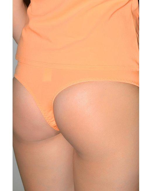 Трусы 6style                                                                                                              оранжевый цвет