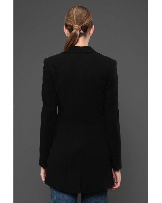 Жакет Ralph Lauren Black Label                                                                                                              чёрный цвет