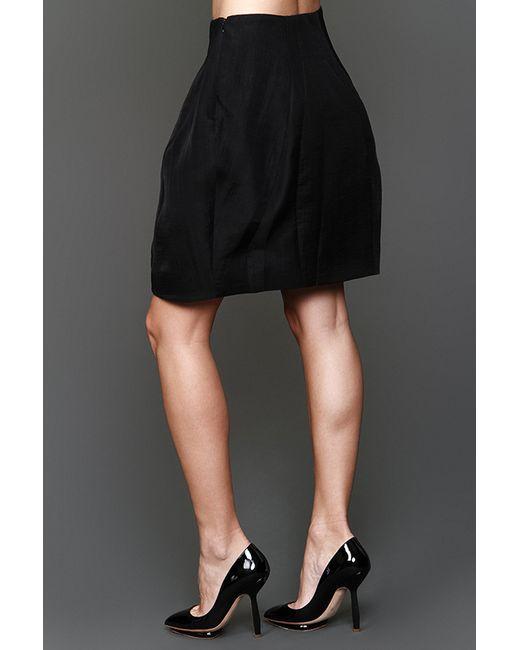 Юбка Donna Karan                                                                                                              чёрный цвет