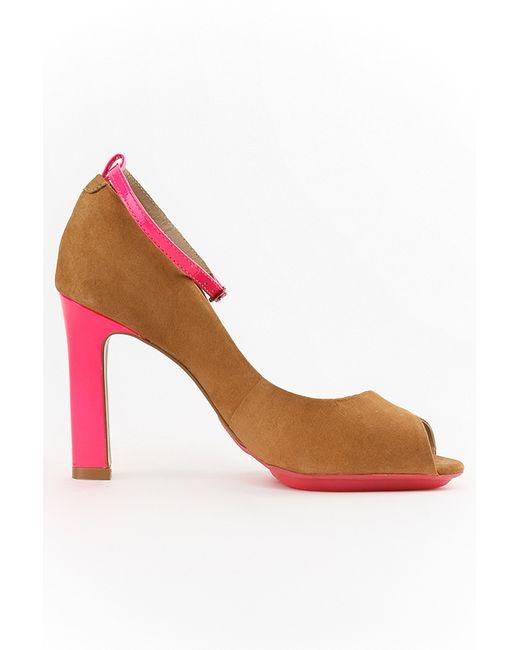 Туфли Klimini                                                                                                              оранжевый цвет