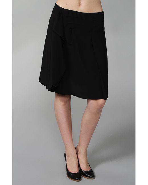 Юбка Marni                                                                                                              чёрный цвет