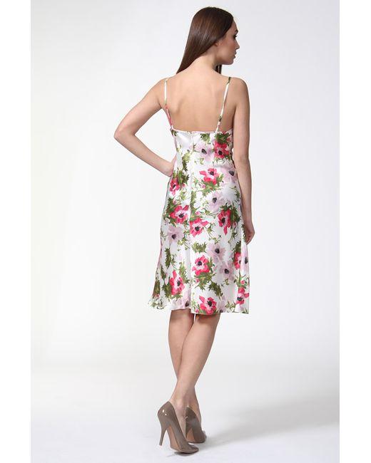 Платье Galliano                                                                                                              None цвет