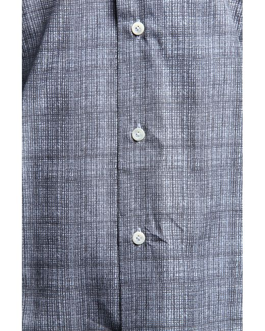 Сорочка Lanvin                                                                                                              серый цвет