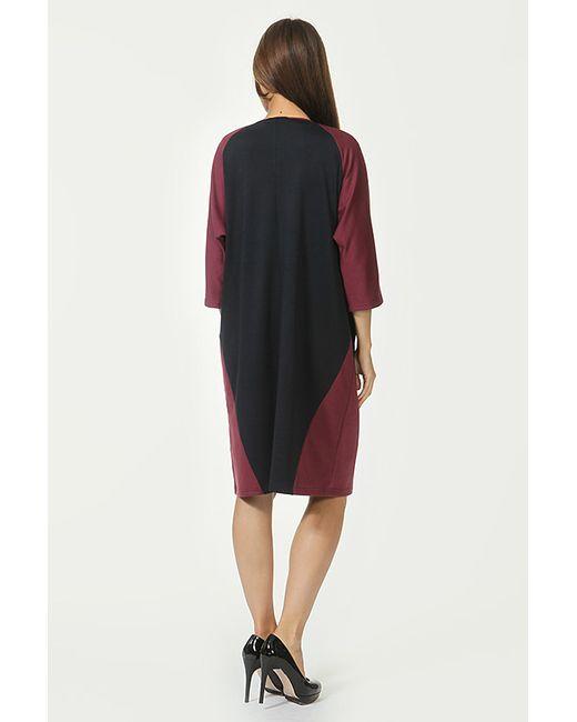 Платье Мадам Т                                                                                                              фиолетовый цвет