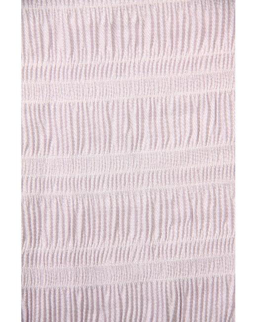Шарф Laura Milano                                                                                                              фиолетовый цвет