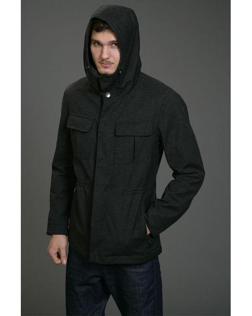 Куртка Giorgio Armani                                                                                                              серый цвет