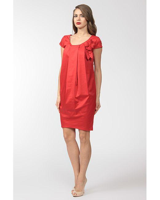 Платье L'Attrice                                                                                                              красный цвет