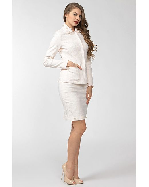 Костюм L'Attrice                                                                                                              белый цвет