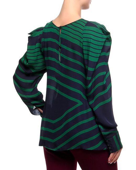 Блуза Stella Mccartney                                                                                                              зелёный цвет