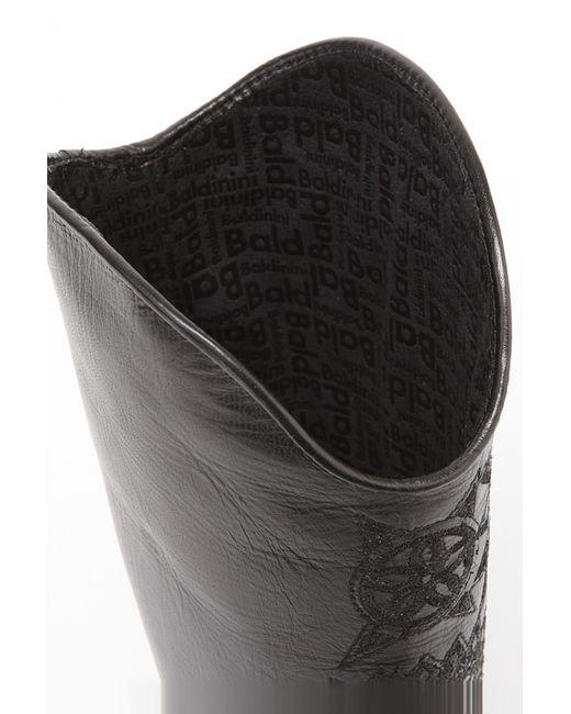 Сапоги Baldinini                                                                                                              чёрный цвет