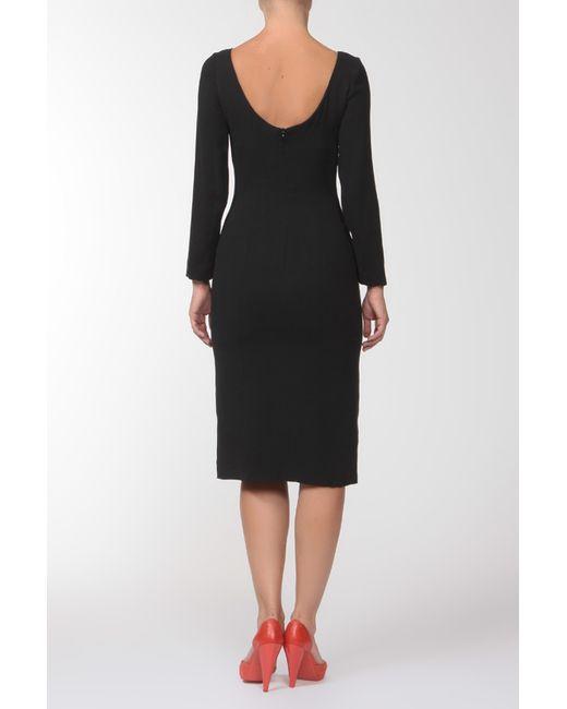 Платье Giorgio Armani                                                                                                              чёрный цвет