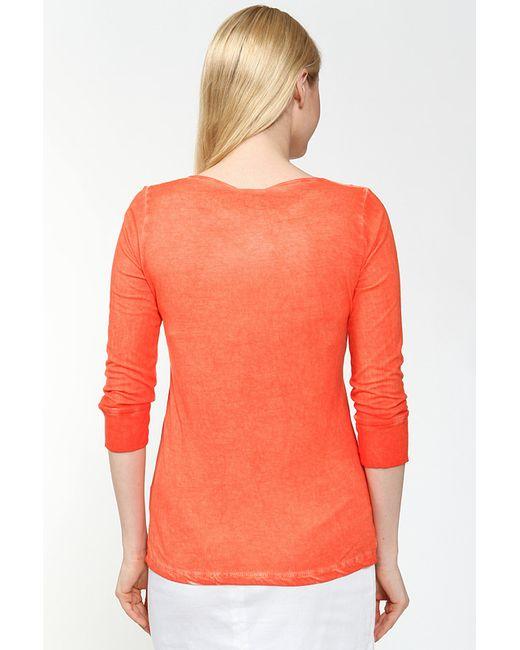 Футболка M.X.O                                                                                                              оранжевый цвет