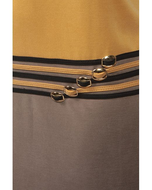 Платье The Macca                                                                                                              бежевый цвет