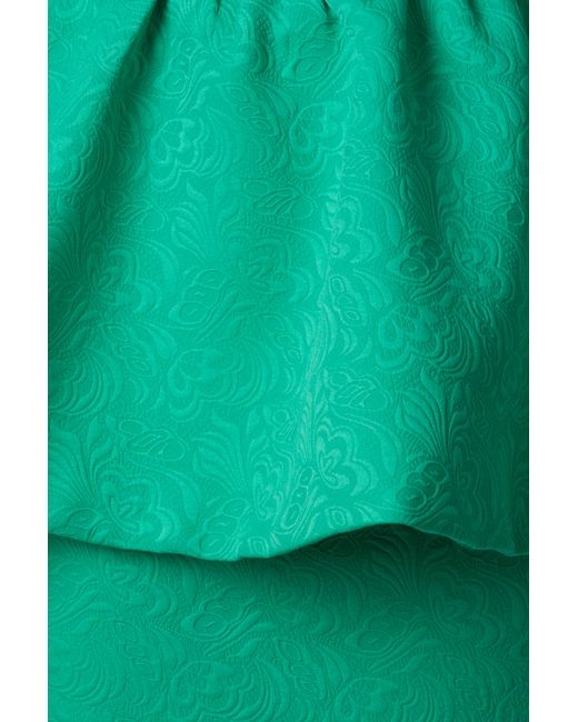 Юбка Vika Smolyanitskaya                                                                                                              зелёный цвет